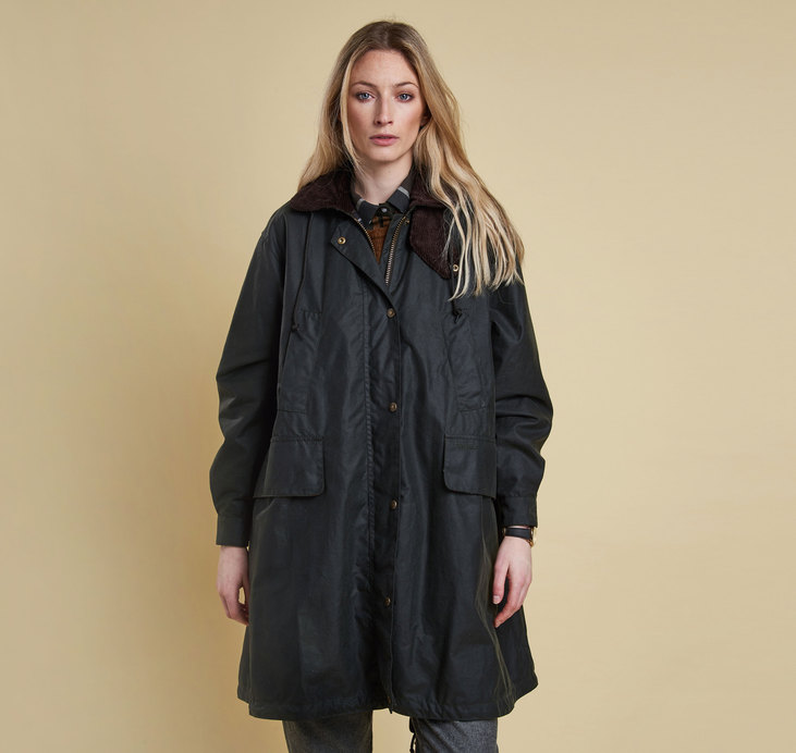 BARBOUR-THIRKLEBY-OVERSIZED-WAXED-PARKA-SAGE